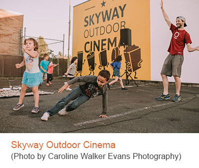 Skyway Outdoor Cinema