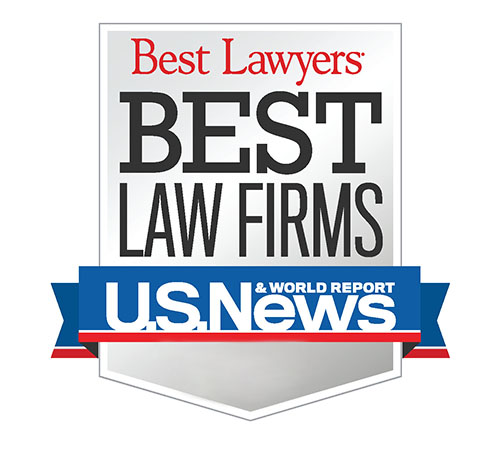 "U.S. News – Best Lawyers ""Best Law Firms"""
