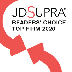 2020 JD Supra Readers' Choice Awards