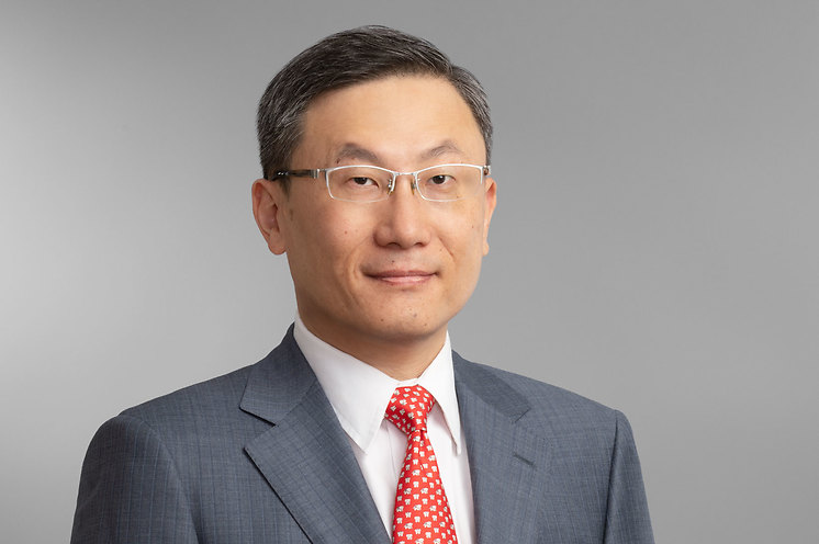 Photo of Leo C. Peng